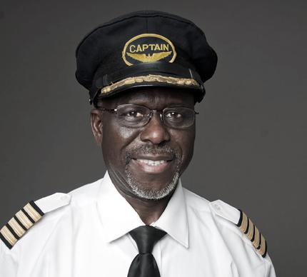 Captain Wada Idris