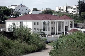 Ibori's Abuja Mansion