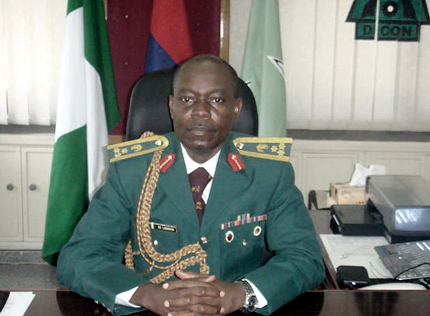 Major General Sule U. Labaran