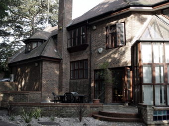 Westover Hill, Hampstead. One of James Ibori's London properties. Bought in 2001 for £2.2 million in cash