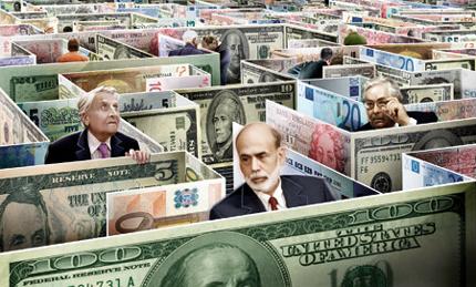 Naira Gains Three-Month High on Dollar