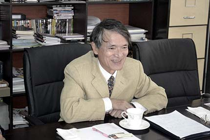 Ambassador of Japan to Nigeria, Mr. Ryuichi Shoji