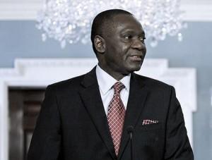 Olugbenga Ashiru, Minister of Foreign Affairs