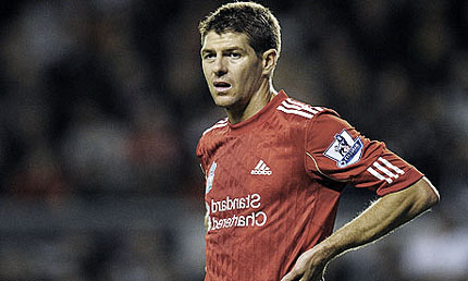 Gerrard asks teammates to do more for Liverpool