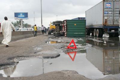 Roads Decay