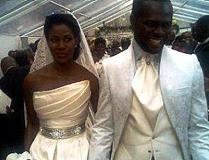 Stephanie Okereke and Linus Idahosa