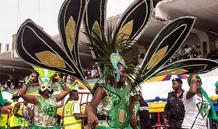 Lagos Festival 2012