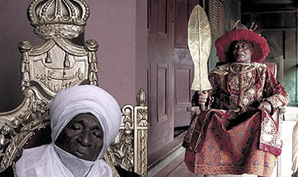Nigeria's 'Royal Fathers