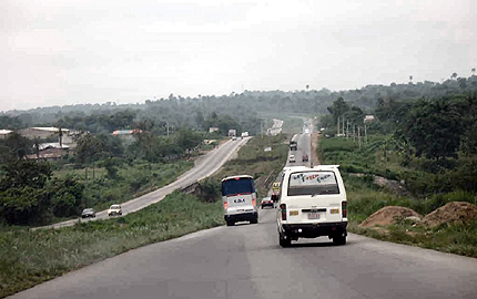 Lagos - Ibadan Express