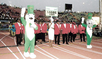 Lagos Wins Football Events As Sports Festival Ends